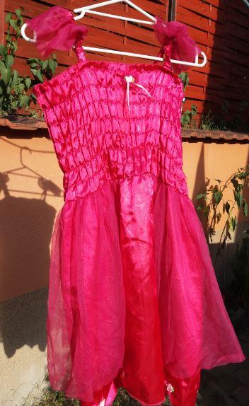 rózsaszín hercegnő ruha (7-8)