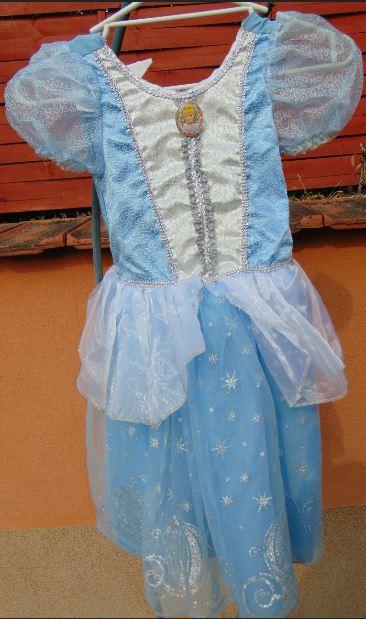 Hamupipőket ruha (4-6 éves)